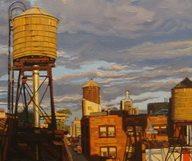 Derniers jours de l'exposition Sonya Sklaroff  «New York Portraits» dans l'espace galerie de l'hôtel Sofitel