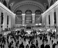 Balade dans Grand Central Terminal, en images