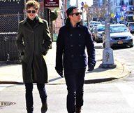 Promenade à Williamsburg, un dimanche après-midi en hiver et en images