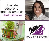 Apprenez l'art de décorer un gâteau avec un chef pâtissier !