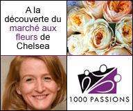 Partez à la découverte du marché aux fleurs de Chelsea