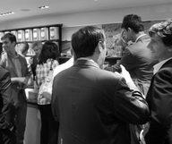 Quand le French District organise un apéritif networking pour ses membres