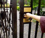 Gramercy Park, l'unique parc privé de la ville – en images
