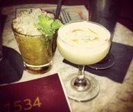 Nouveautés côté cocktail chez Jacques 1534