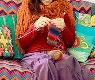 L'art de la laine en français