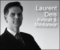 Laurent Deis, avocat et médiateur