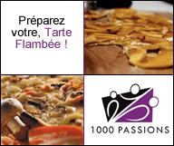 Préparez votre propre Tarte Flambée !