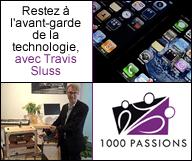 Restez à l'avant-garde de la technologie avec Travis Sluss !