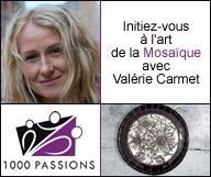 Initiez-vous à l'art de la Mosaïque avec Valérie Carmet