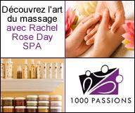 Découvrez l'art du massage avec Rachel Rose Day Spa