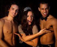 The Artful Bachelorette, peindre un homme nu entre amies