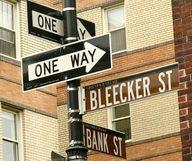 Une balade sur Bleecker Street - en images
