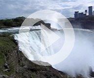 Les chutes d'eau dans l'état de New York