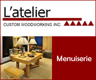L'atelier Custom Woodworking