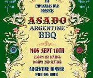Tango, empanadas et barbeque argentin au restaurant Le Comptoir