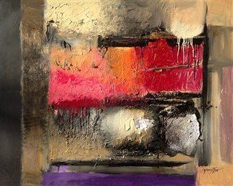 Charles Goldstein - Exposition peinture à New York - Agora Gallery