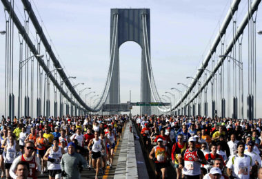 Le marathon de New York