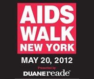 Marche contre le SIDA à Central Park