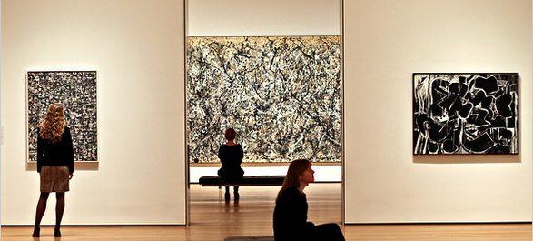 Billet coupe file pour le MoMA