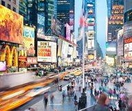 Restez branché avec New York