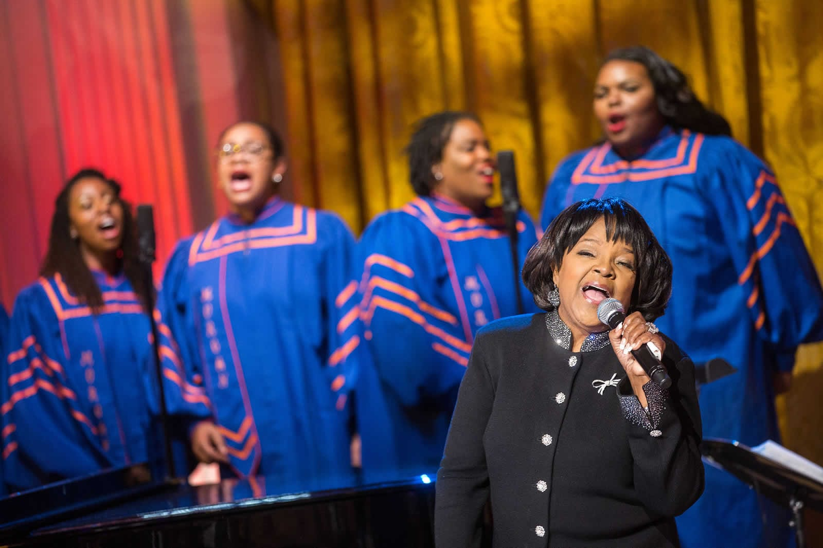 Assister Une Messe Gospel Harlem Et New York