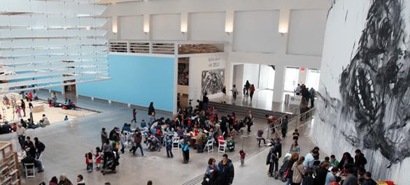 Le Queens Museum of Art