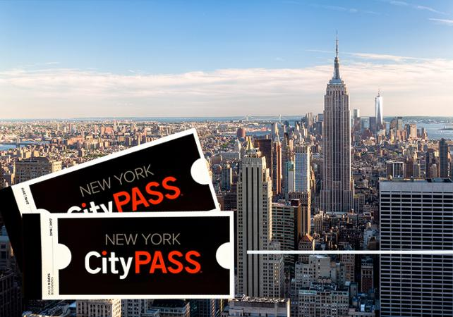 New York City Pass Attractions Visites Pas Cher