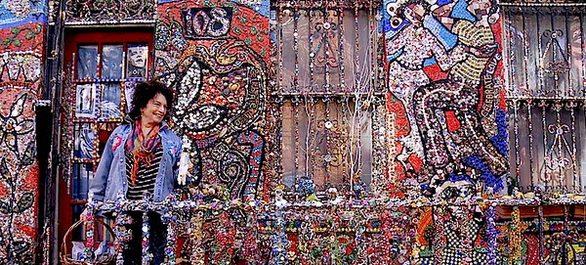 La Mosaic House à Boreum Hill