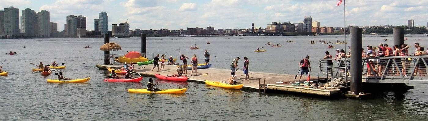 faire-kayak-gratuitement-new-york-une
