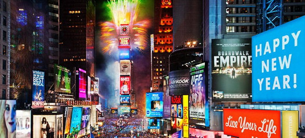 Explorer Times Square à New York