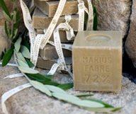 Le véritable savon de Marseille Marius Fabre
