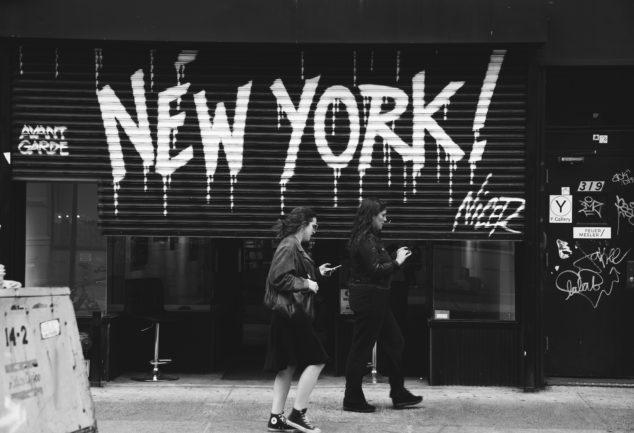 10 signes qui prouvent que vous êtes un touriste à New York
