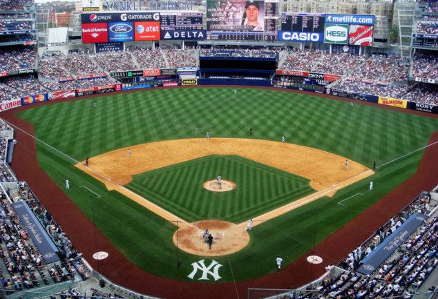 Le Yankee Stadium, le paradis du baseball