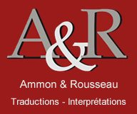 Ammon & Rousseau Translations