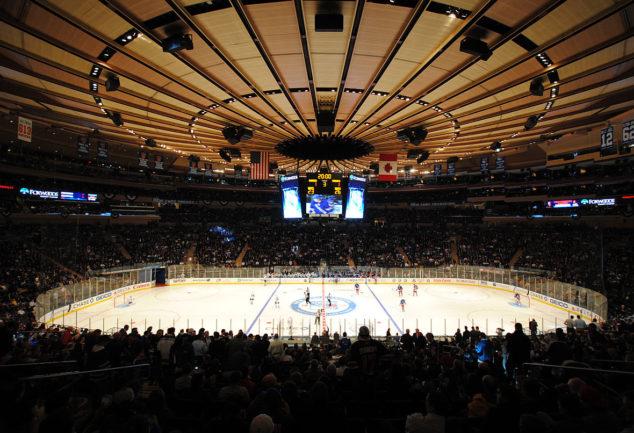 Le Madison Square Garden, la salle à tout faire à Manhattan