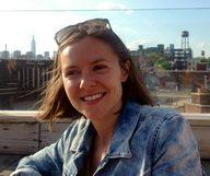 Elise Goujon, « Vous faire découvrir NY comme vous ne l'avez jamais vu ! » – membre du French District