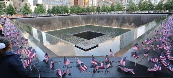 Le 9/11 Memorial – Plus qu'un musée, un hommage