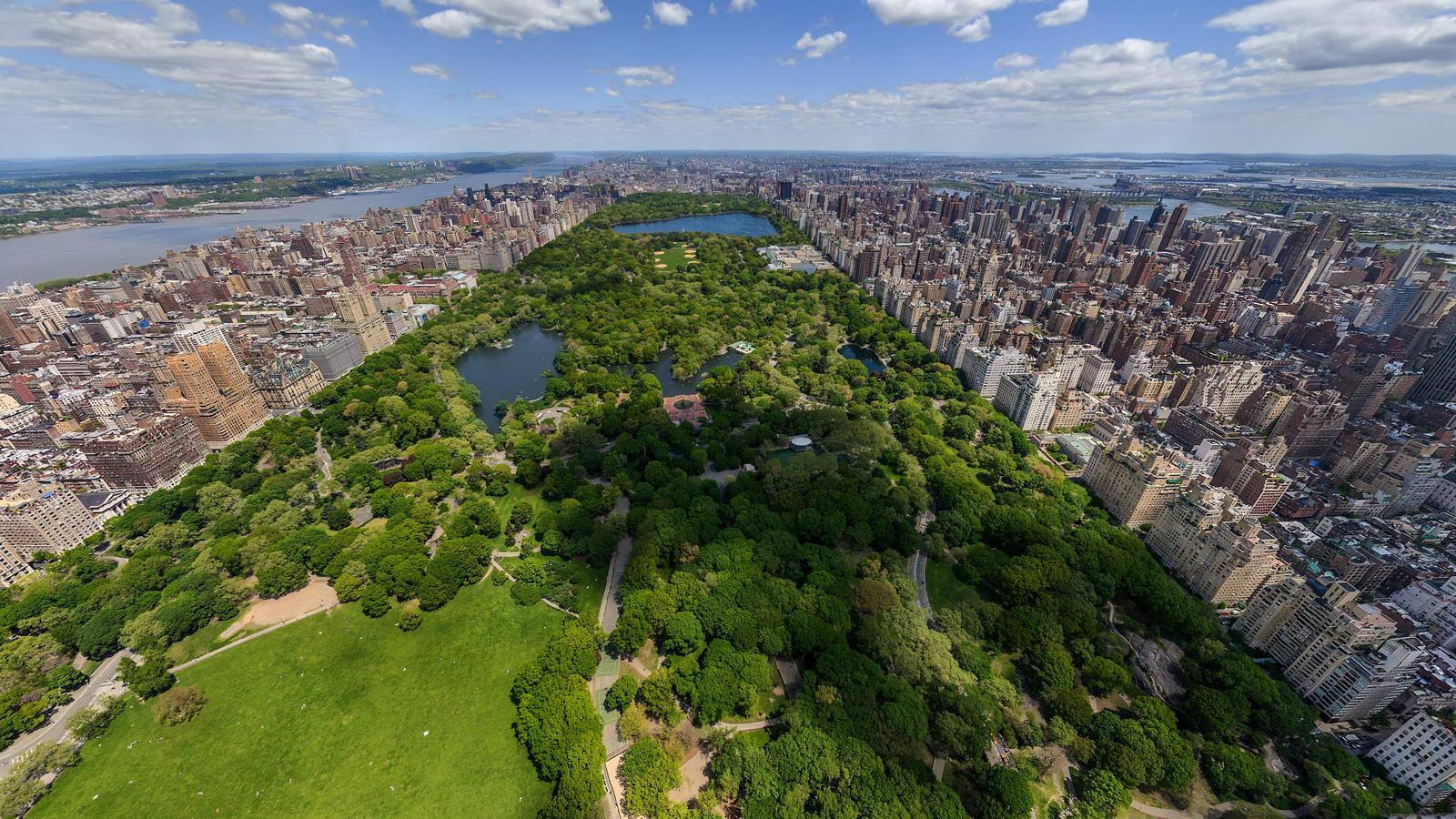 Activités à Central Park à prix mini