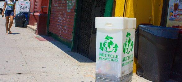 Etre green à New York