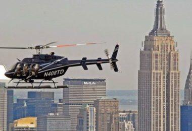 Visiter la ville de New York en hélicoptère