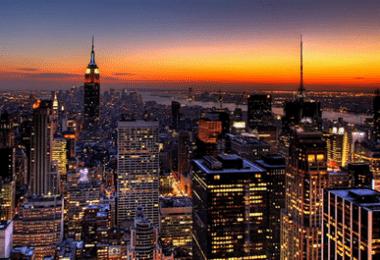 Visiter New York la nuit