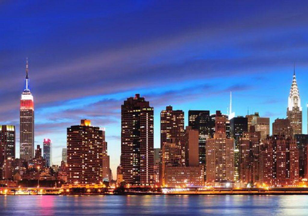 Visiter new york la nuit for Top of the rock new york restaurant