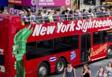 Visite de New York en bus