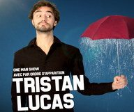 Tristan Lucas au Greenwich Village Comedy Club