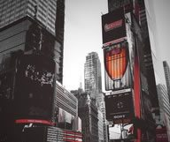 Instants choisis à NYC par Marie-Laure