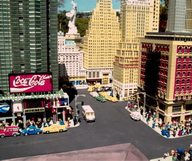 New York City en Lego