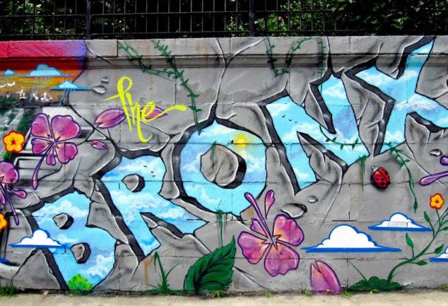 Dans le Bronx avec les enfants