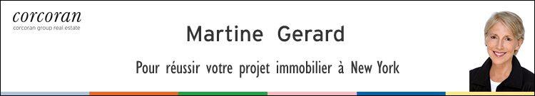 Martine Gérard - The Corcoran Group