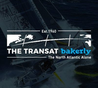 Le premier bateau de The Transat bakerly arrive cet après-midi !