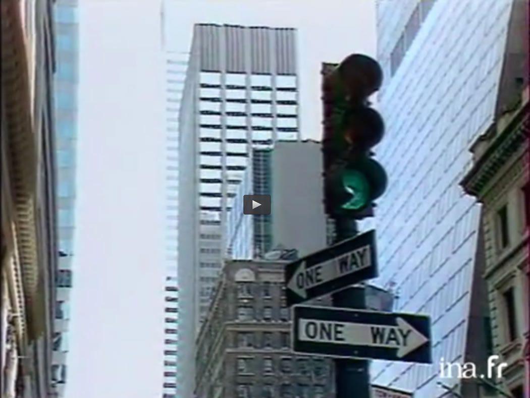 1984 une l gation d 39 entreprises fran aises d marchent for Acheter une maison aux etats unis